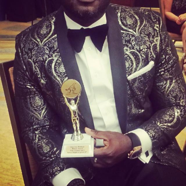 """My favorite velvet blazer earned the """"best dressed"""" award"""