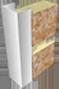 "ALUMINUM EDGE - A770 - 1/2"" X 13/16"" X 8'"