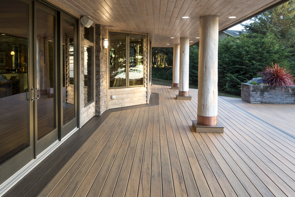 TIMBERTECH - COMPOSITE DECKING - LEGACY COLLECTION
