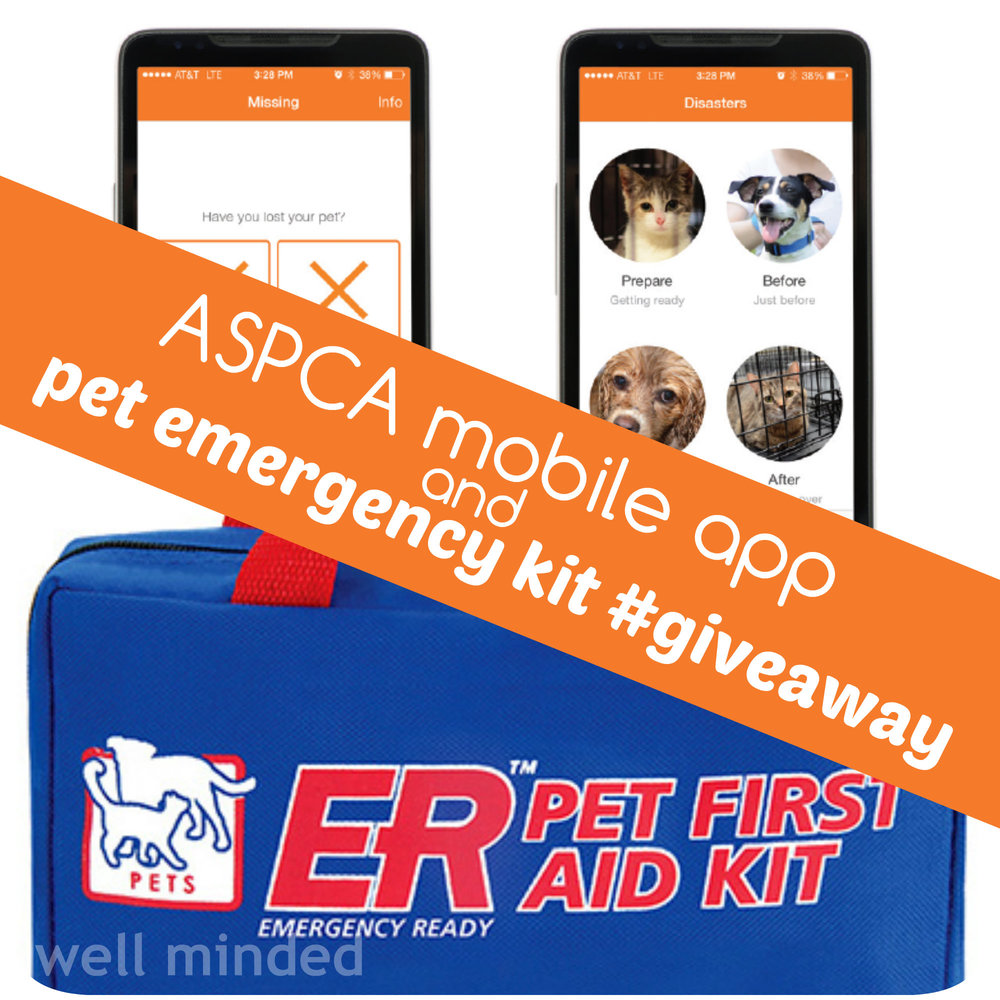 ASPA launches mobile app and pet first aid kit giveaway.