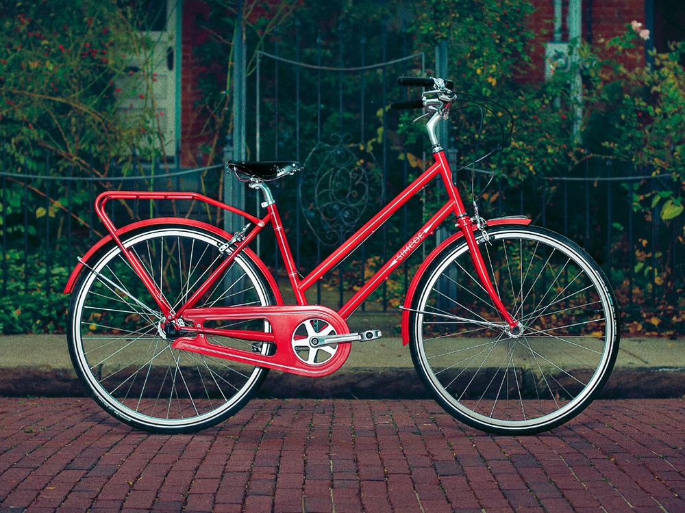 Simcoe bike