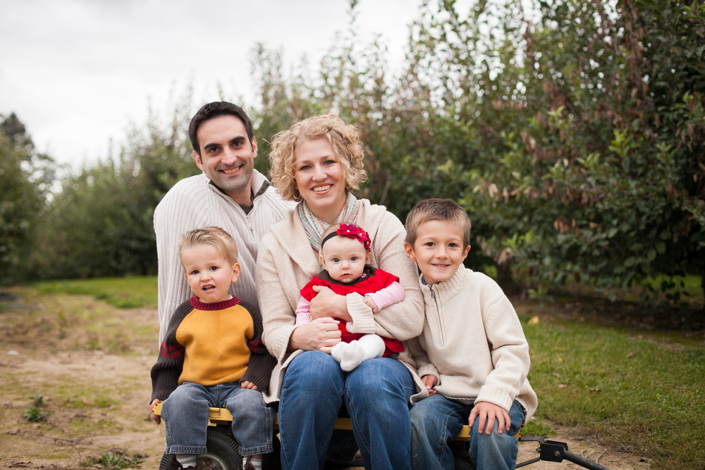 McIntire Family