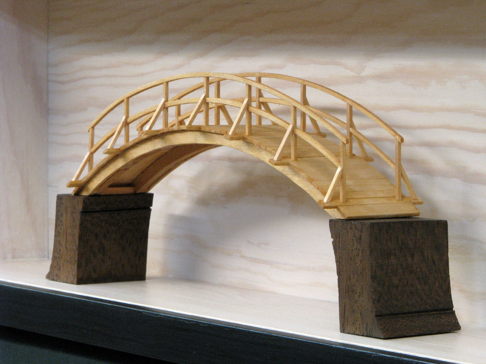 Pont japonais, 2009