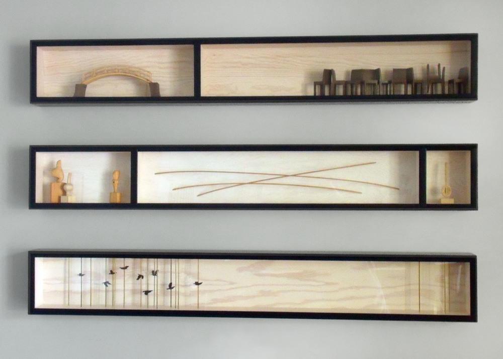 Long Boxes, 2009 - 2012