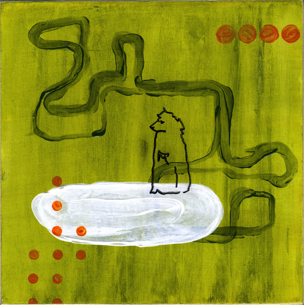 Watching Dog: Constellation of Understanding #6  2009 - 2010