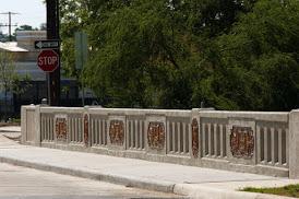 Mill Race Bridge in San Antonio