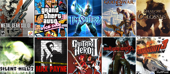 Ps2 Games All Of Them : Flashback looking back upon the sony playstation —