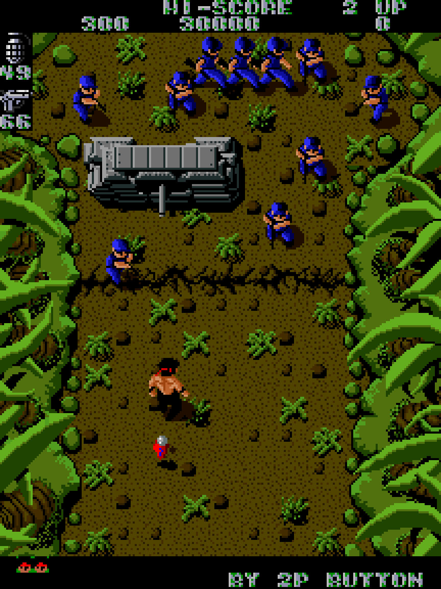 Ikari Warriors (Arcade) 02.png