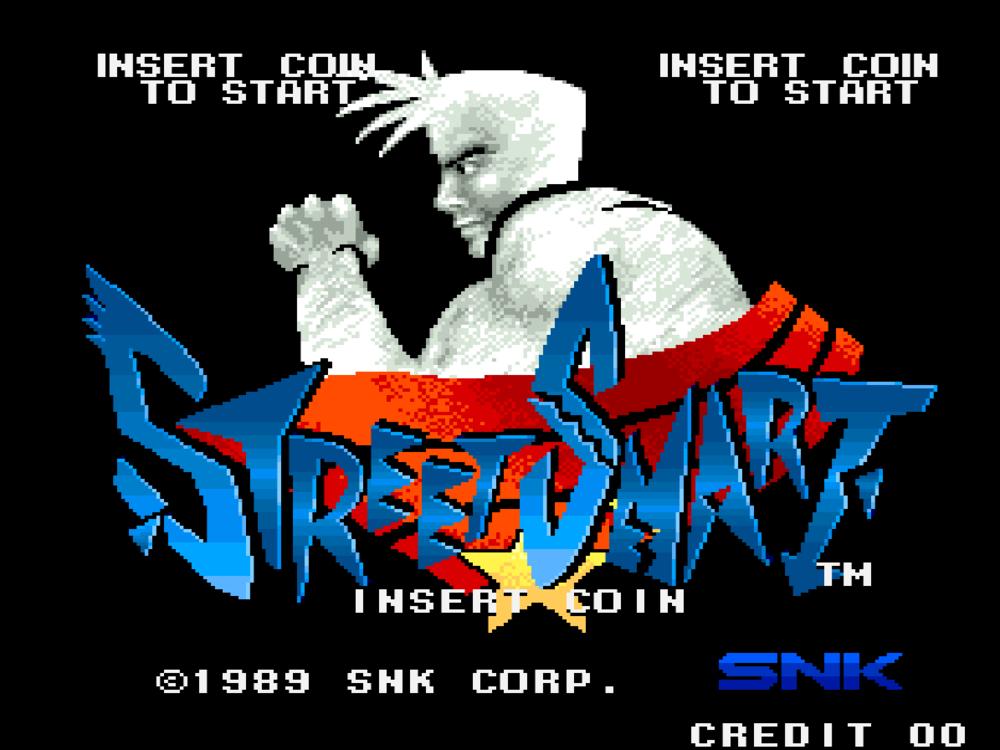Street Smart (Arcade) 01.png