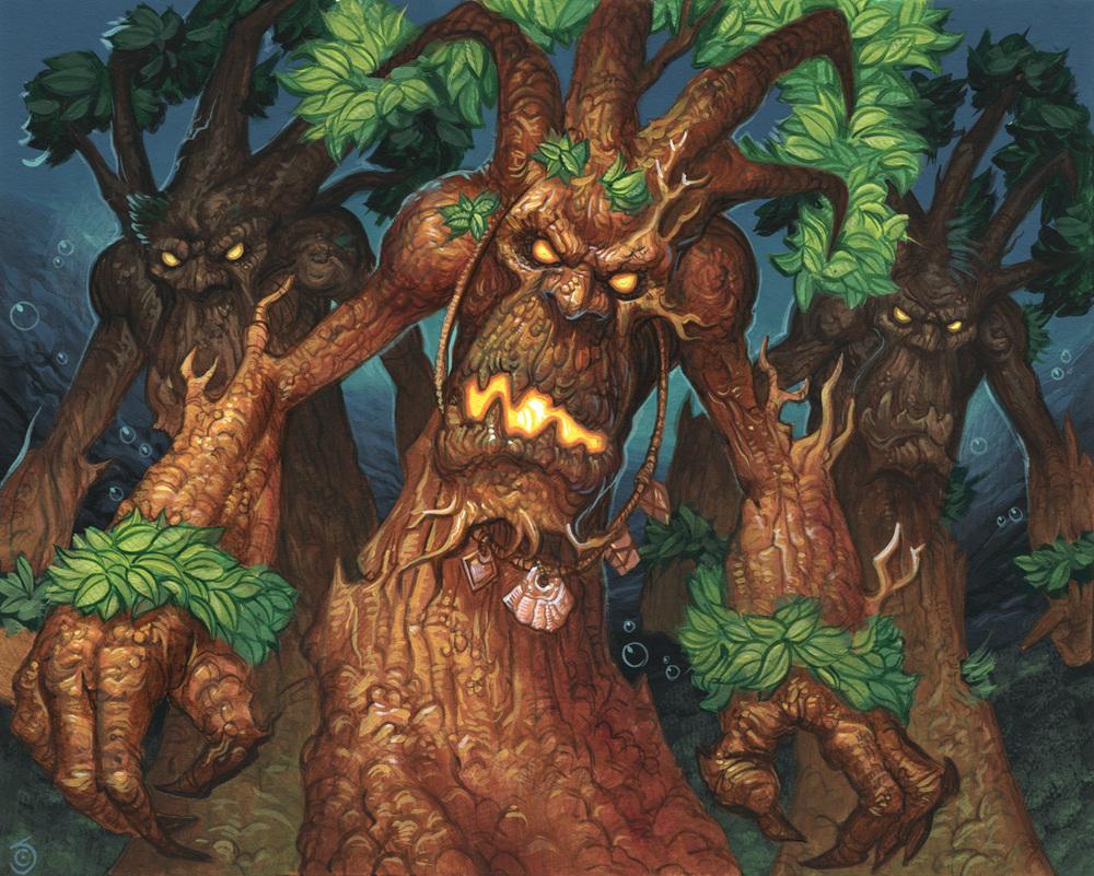 Tree Ents
