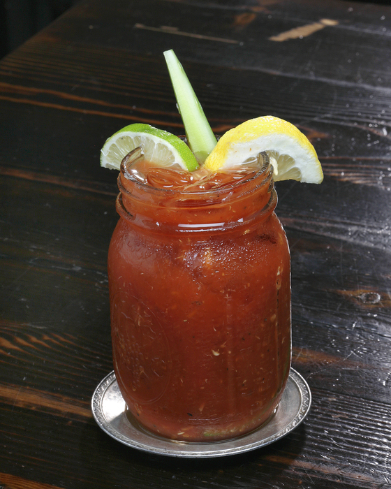 Sweet Pepper Hot Bloody Mary