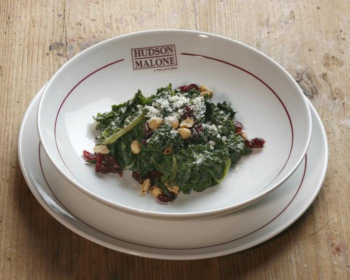 Roasted Tuscan Kale Salad