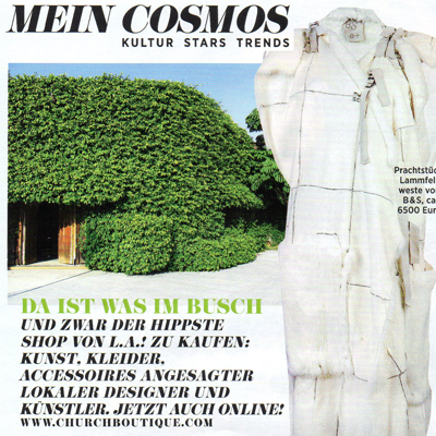GERMAN COSMOPOLITAN MAGAZINE