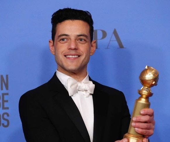 Big congrats to @ramimalek and the team behind @bohemianrhapsodymovie winning the #goldenglobeawards at #goldenglobes2019👏🏼👏🏼👏🏼 #ramimalek #bestactor #bohemianrhapsodymovie #bestdrama #queen #freddiemercury