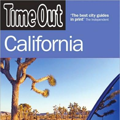 """Wine Country"" and ""Food and Drink"" chapters for inaugural  TimeOut  California guide"