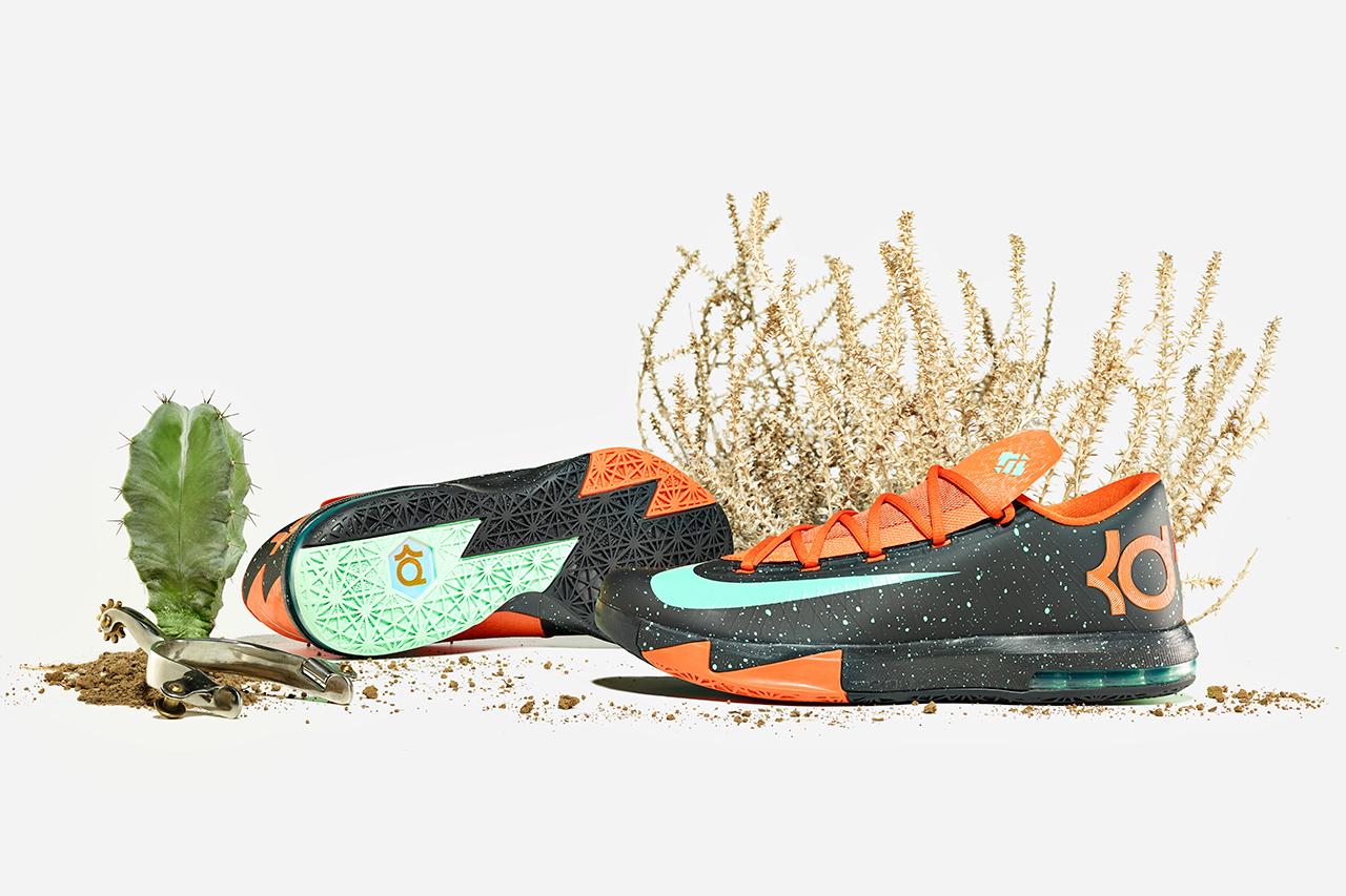 "quickquick :     (via  Nike KD VI ""Texas"" | Hypebeast )"