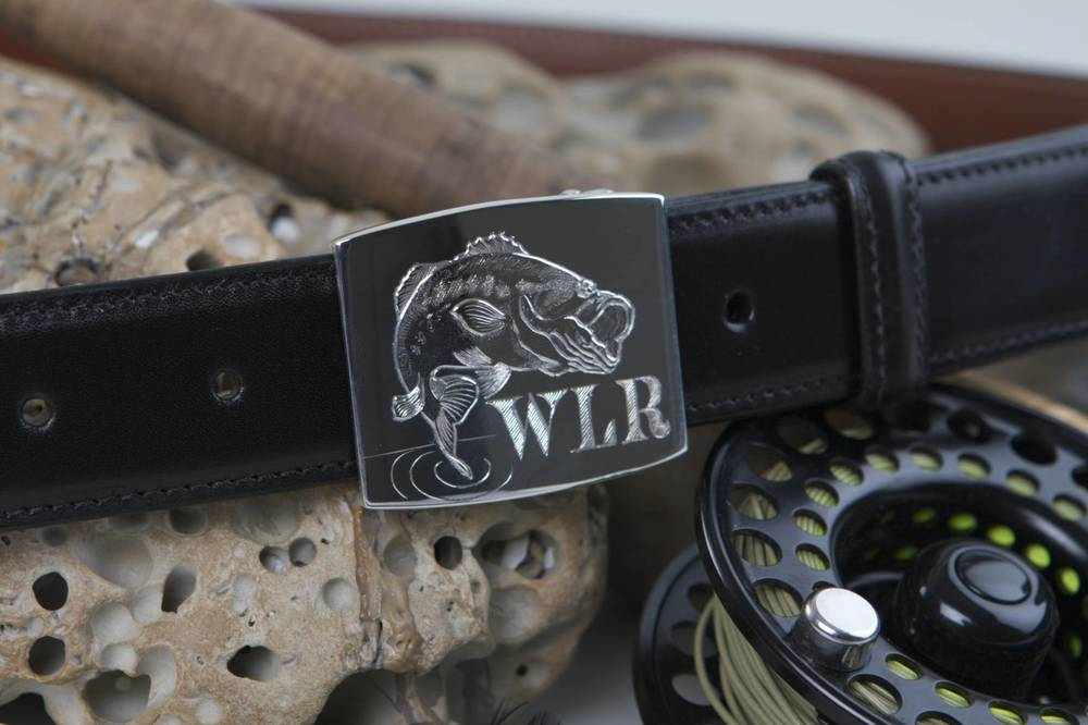 Custom Engraved Keswick Buckle