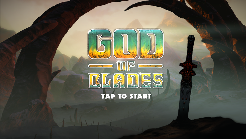 God_of_blades_start_screen_iPhone5.png