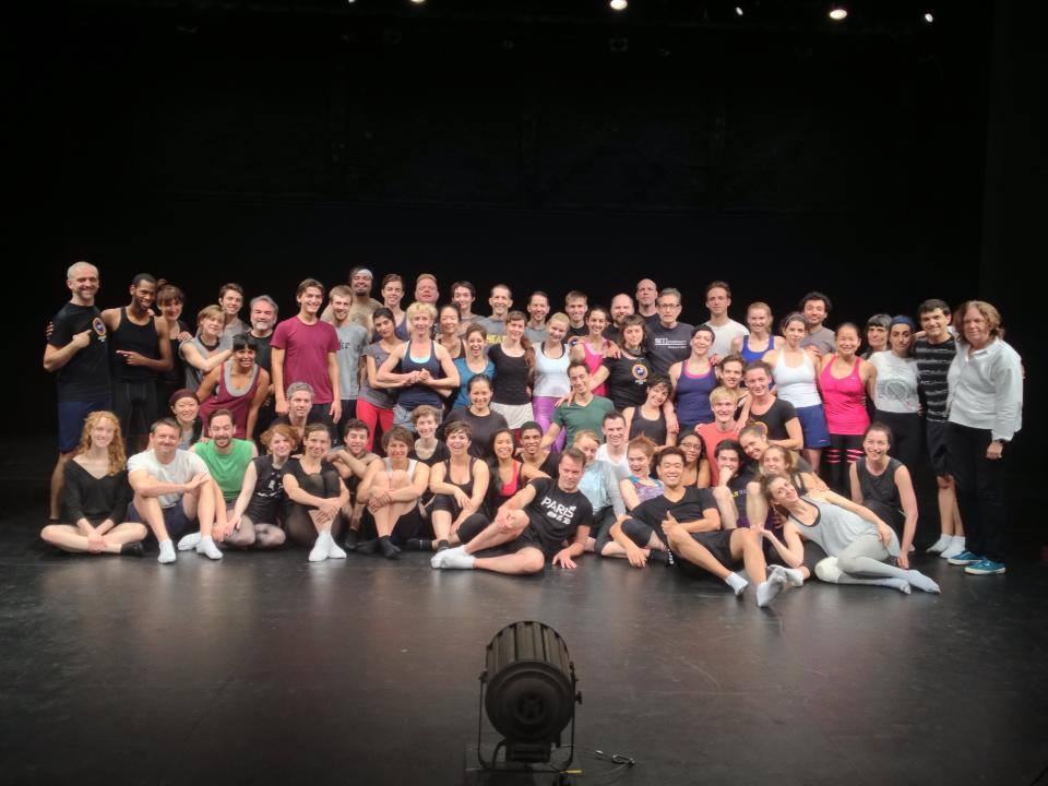 SITI Company Summer Intensive 2013 Group