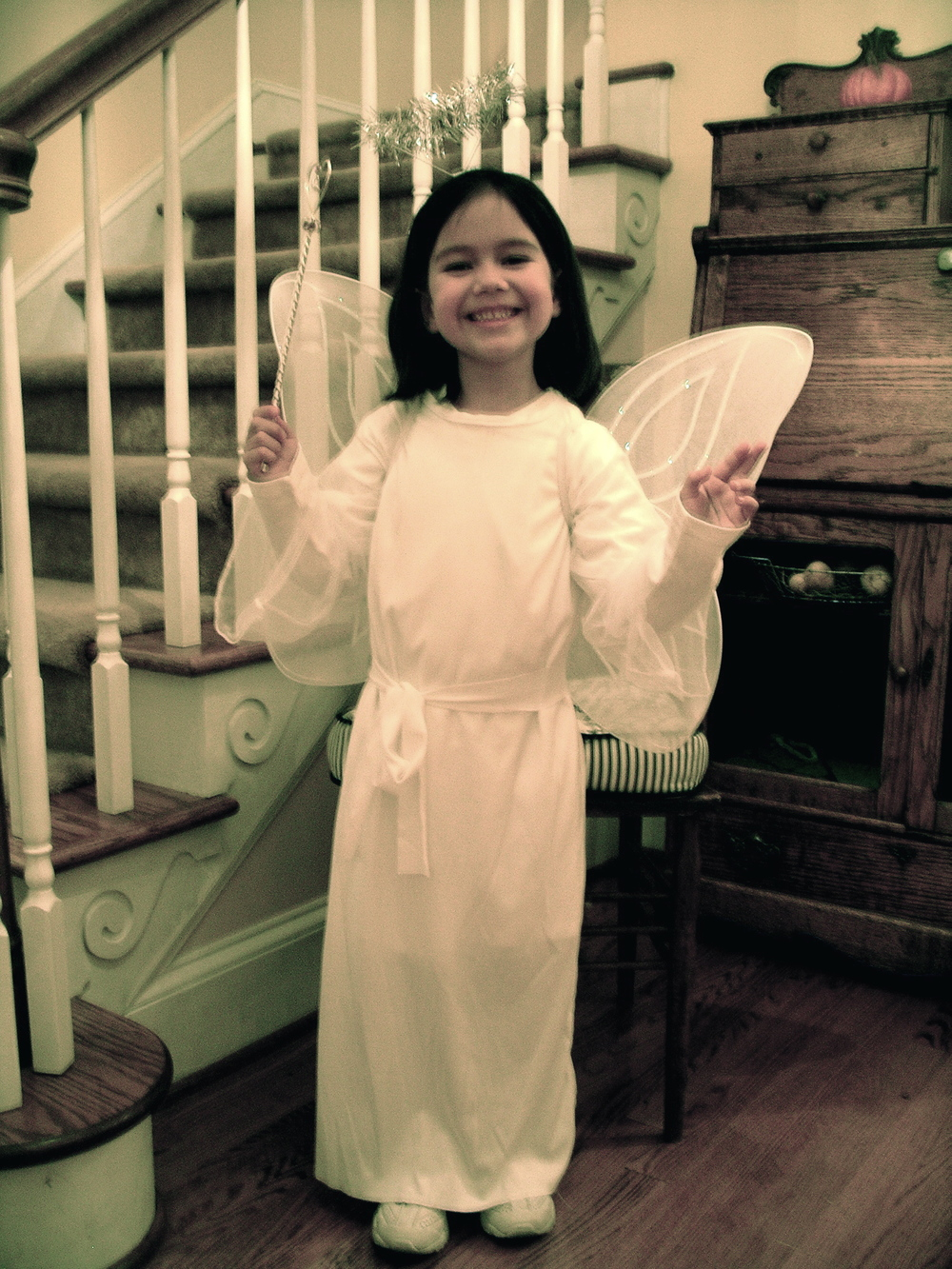 Our little angel, 2006