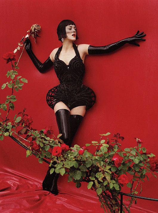 1973beirut :      Marion Cotillard  photographed by  Tim Walker