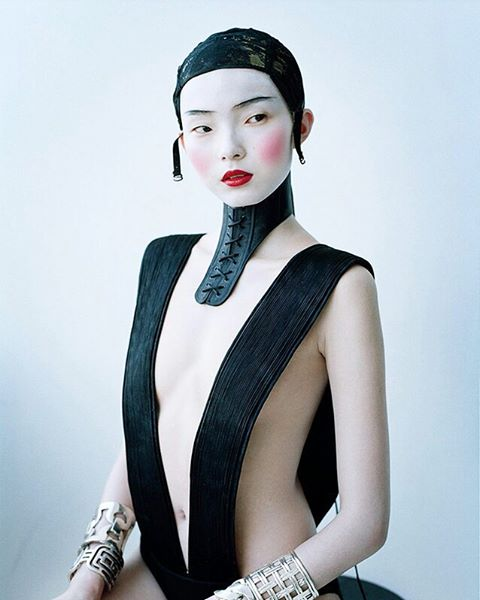 lucianodonatini :     Xiao Wen Ju  New York, USA  Photographed by Tim Walker for   W Magazine, March 2012  #tildaswinton #wmag #Wmagazine #timwalker #mksa #fashionispassion #fashion #fashiondesigners #fashionblogger #fashionista #fashionlovers #art #artist #thinkoutsidethebox #couture #couturedress