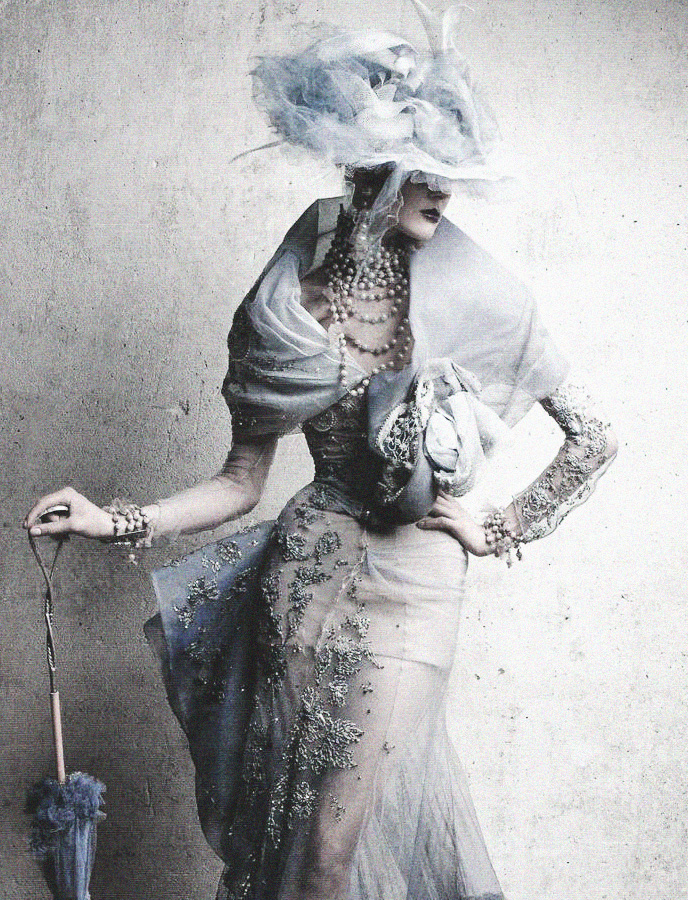 ehrenstillman :     Stella Tennant by Tim Walker.