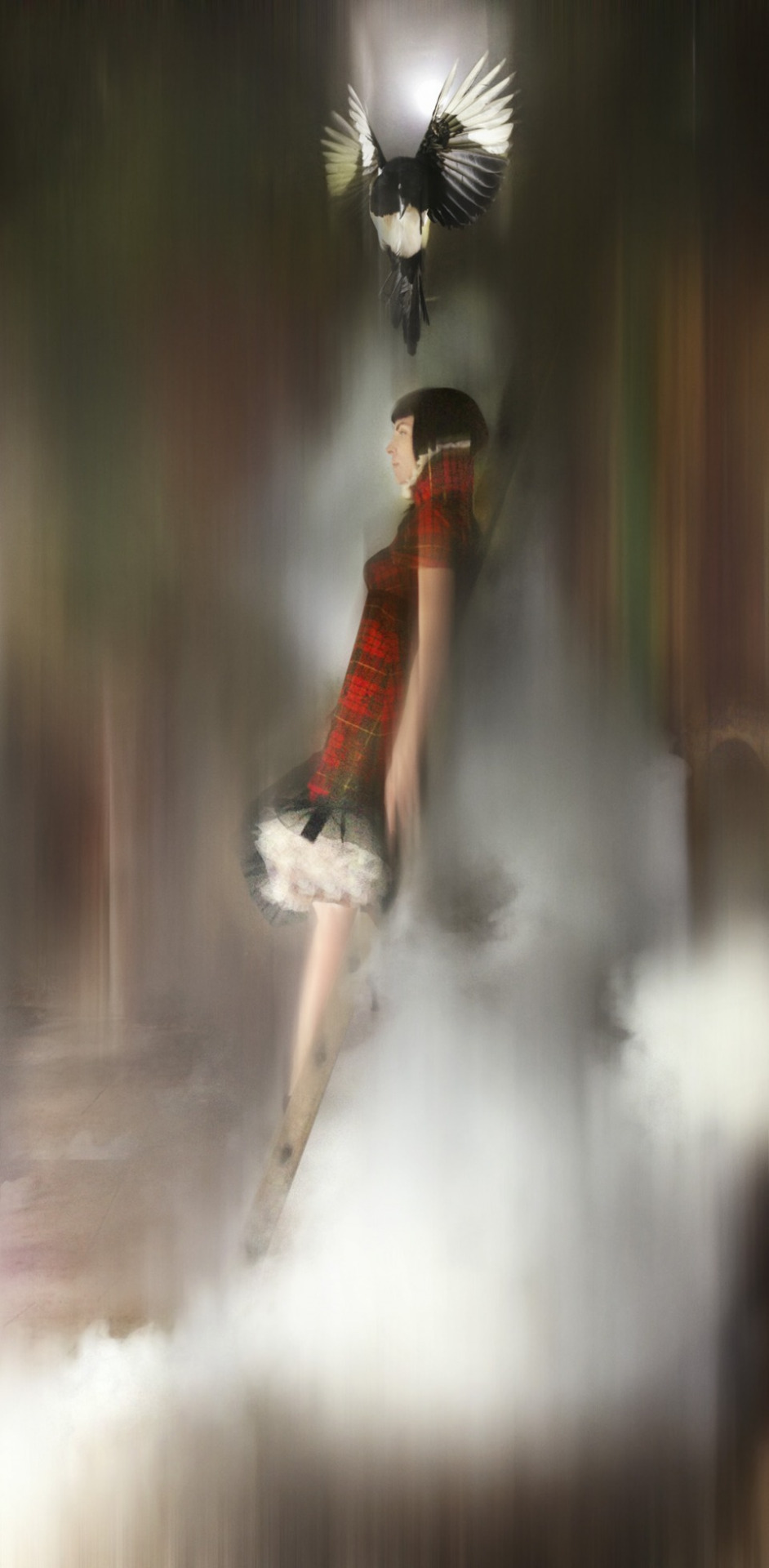 lelaid :     Liberty Ross  by Nick Knight for   Isabella Blow: Fashion Galore!  , 2013