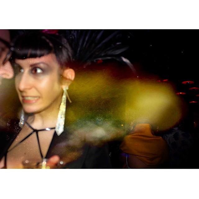 From last weeks NYE #sexonfifthave party. Photo by @JoshuaJanke. #nycfashion #nycstyle #nycnightlife