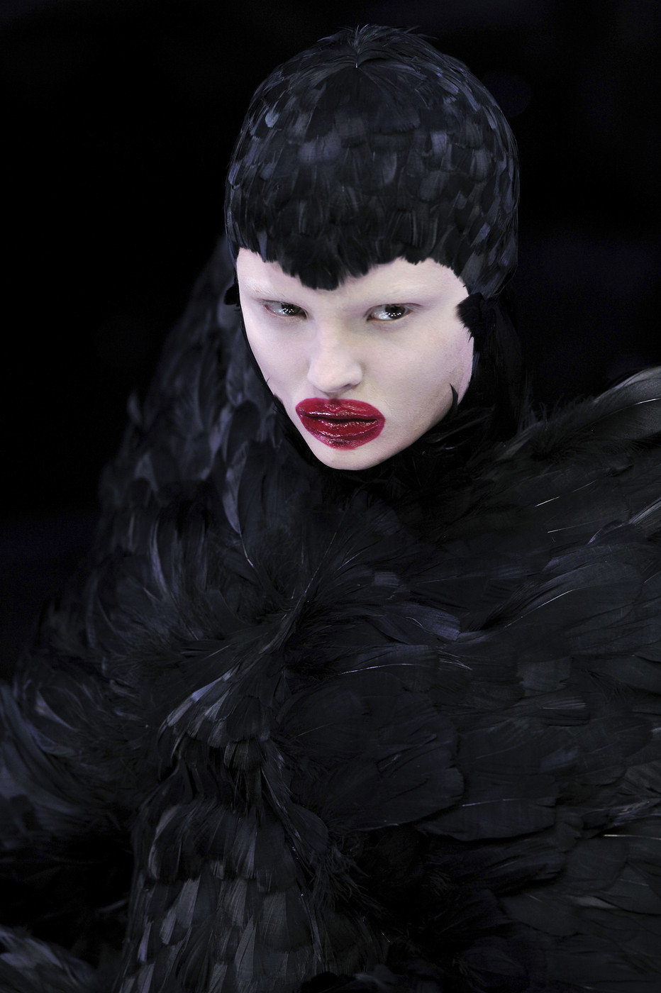 apsolvo: The horn of plenty Alexander Mcqueen FW 2009