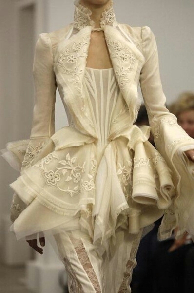 coke-couture: Balenciaga, 2006