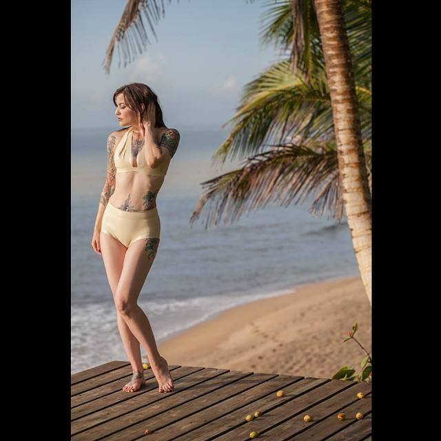 @athenafatale in one of our #BabyLovesLatex #bikini sets. #latex #latexmodel #latexphotography #latexdesigner #latexfashion #latexfetish #fashionphotography #bathingsuit #fashionlatex #fashion #beachstyle (at reneemasoomian.com)