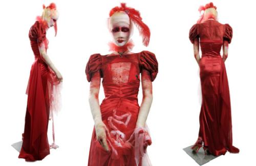 beautynursedondarkness: The Autopsy Dress by CL Martin