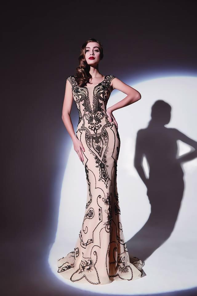 cinderellas-stilettos: Dany Tabet | Couture | 2014