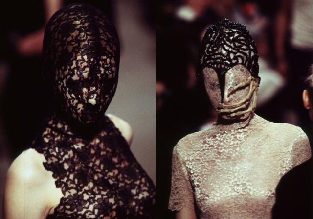 """vittoria-jeanette :       """"Dante"""", Alexander McQueen, Fall/Winter 1996"""