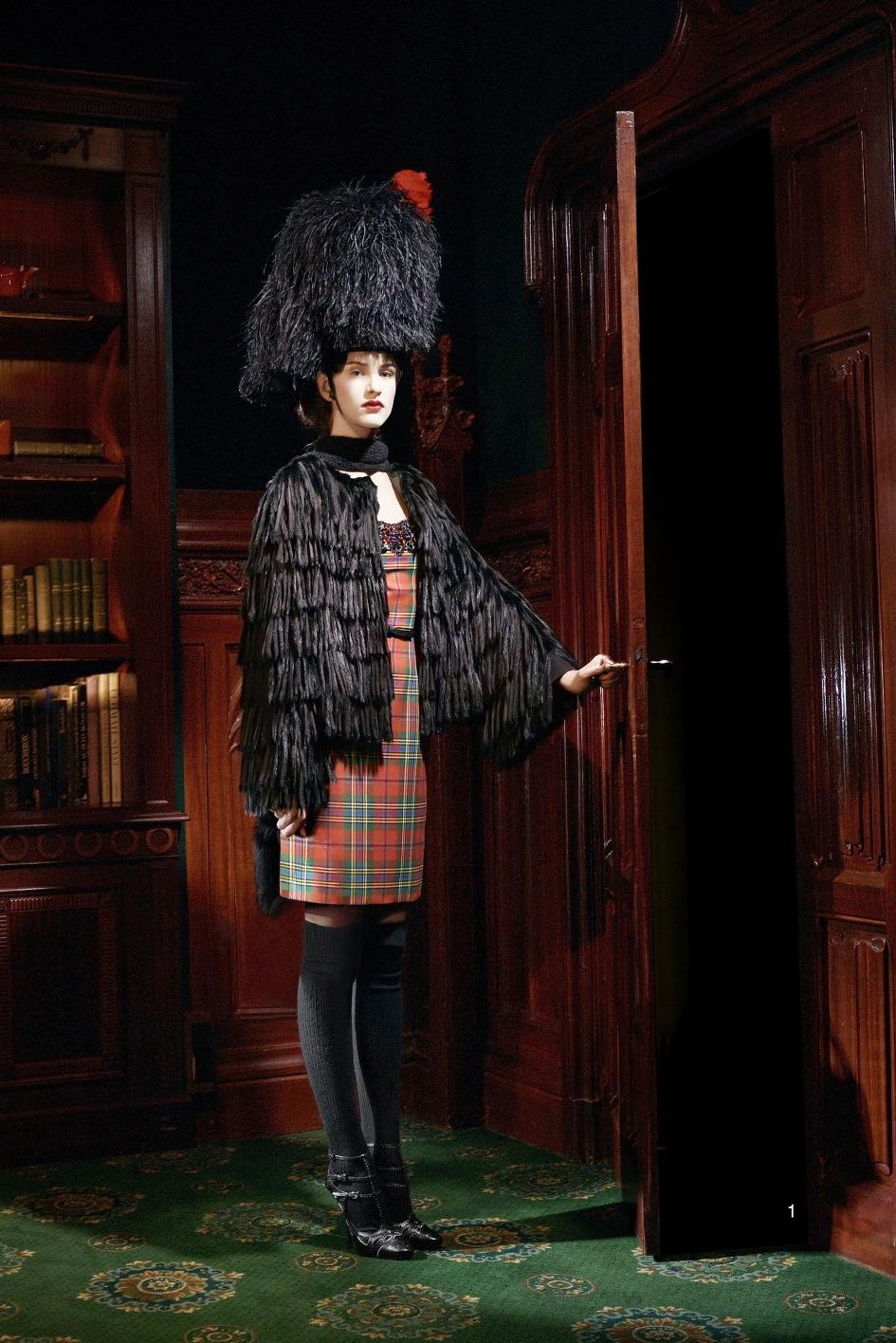 johngallianolesincroyables :     John Galliano for Christian Dior Pre-Fall 2011