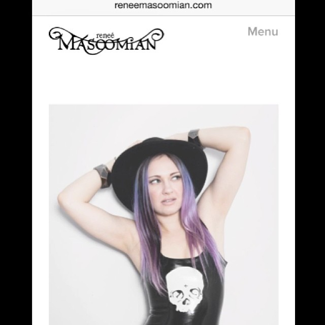 Don't forget to check out our new website and store. #reneemasoomian.com #babyloveslatex #latex #latexfashion