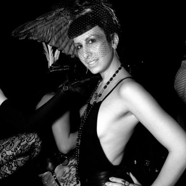 A great shot from a few weeks ago at Catwalk. #nyc #fashion #wings #rickowens #nightlife