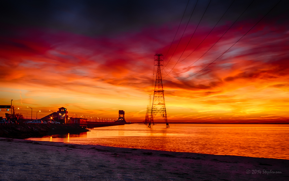 Huntington Beach Sunset-.jpg