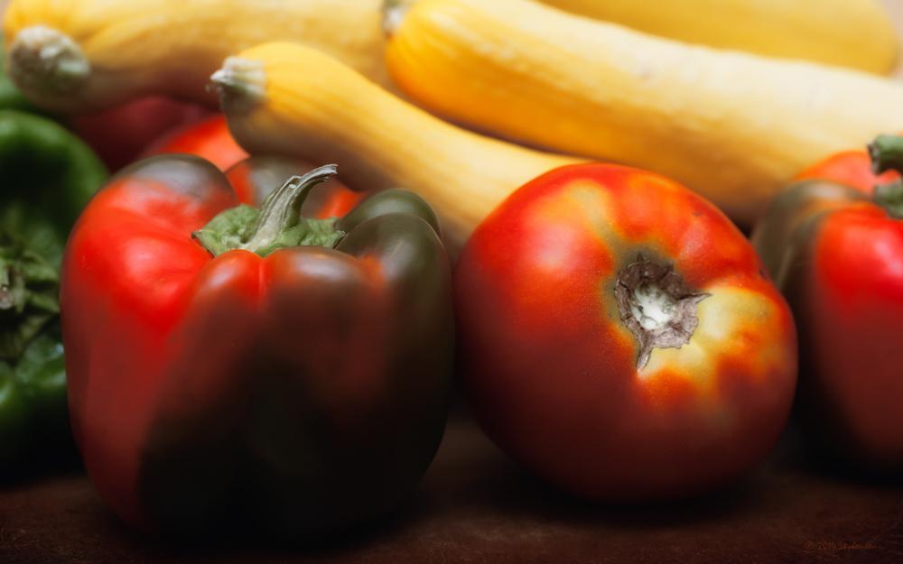 Fresh Garden Vegetable