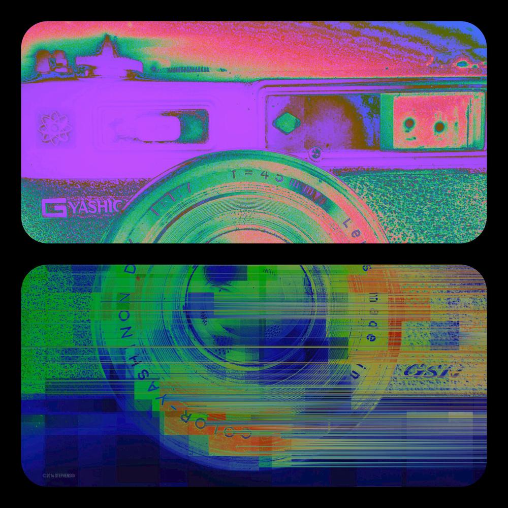 Yashica Camera Decim8