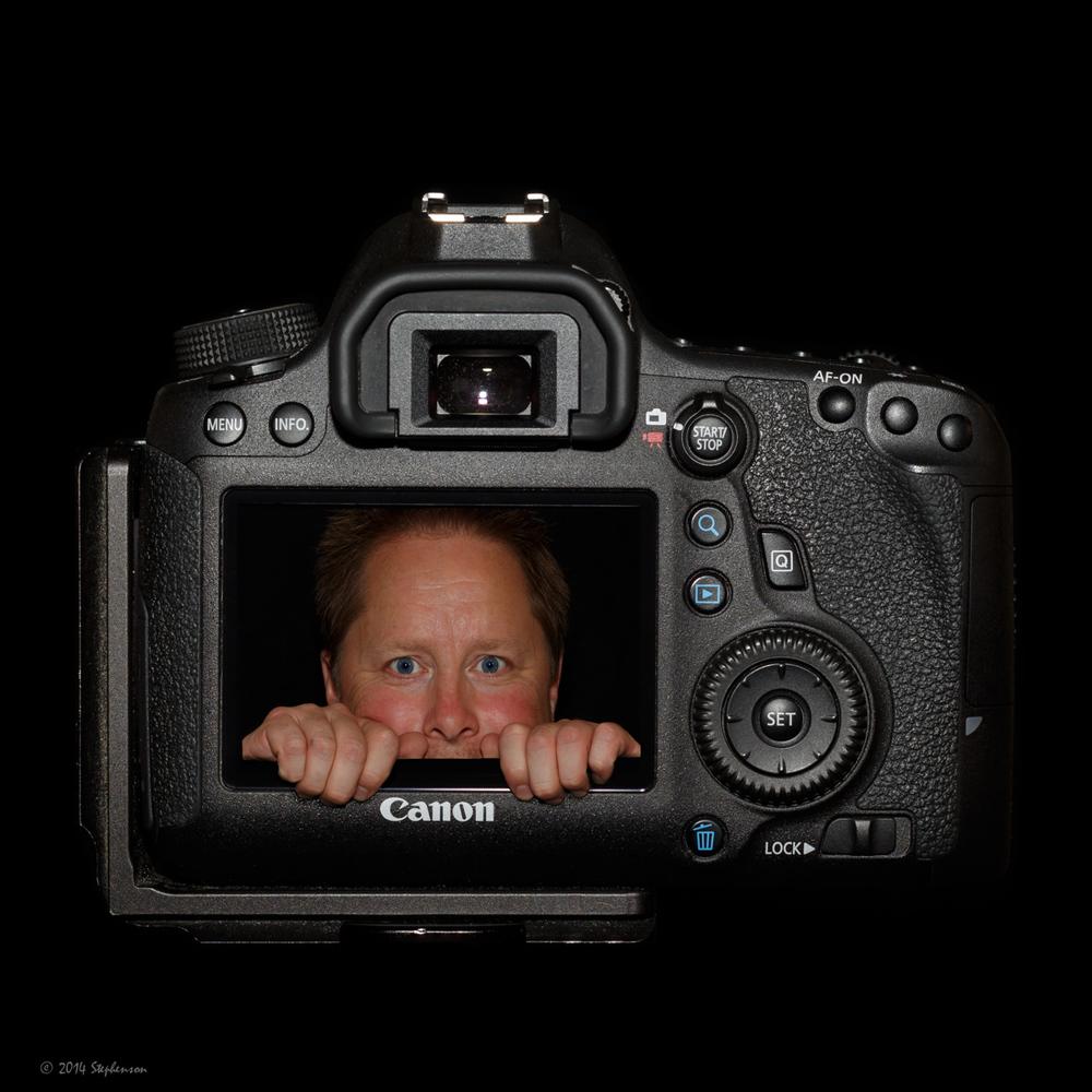 In Camera Selfie