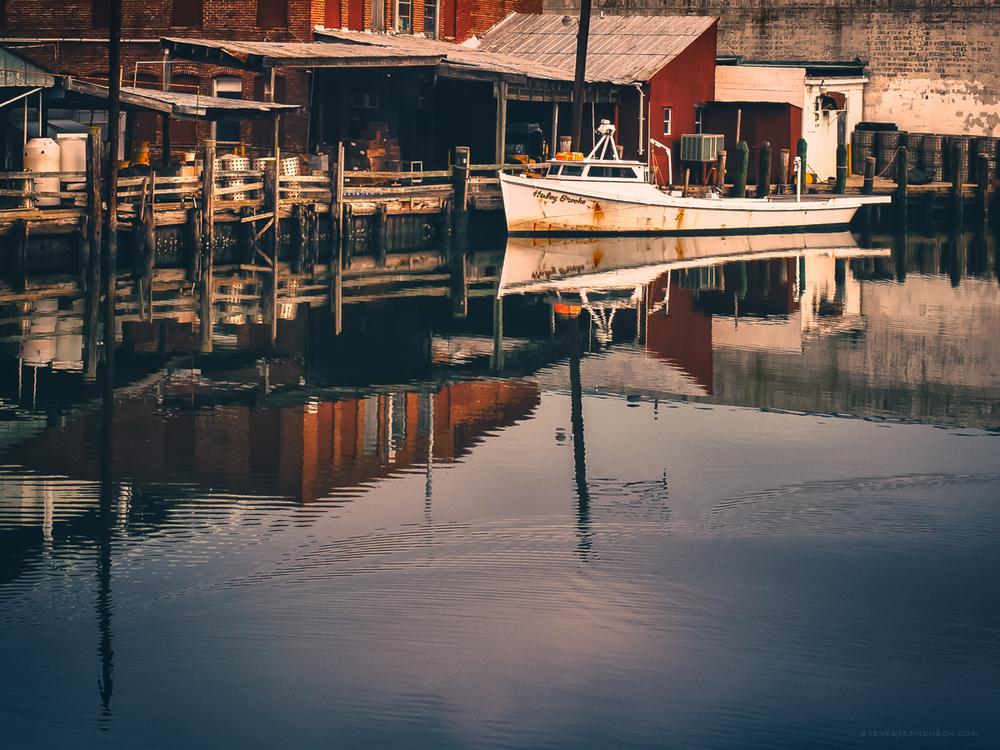 Haley Brooke Fishing Boat