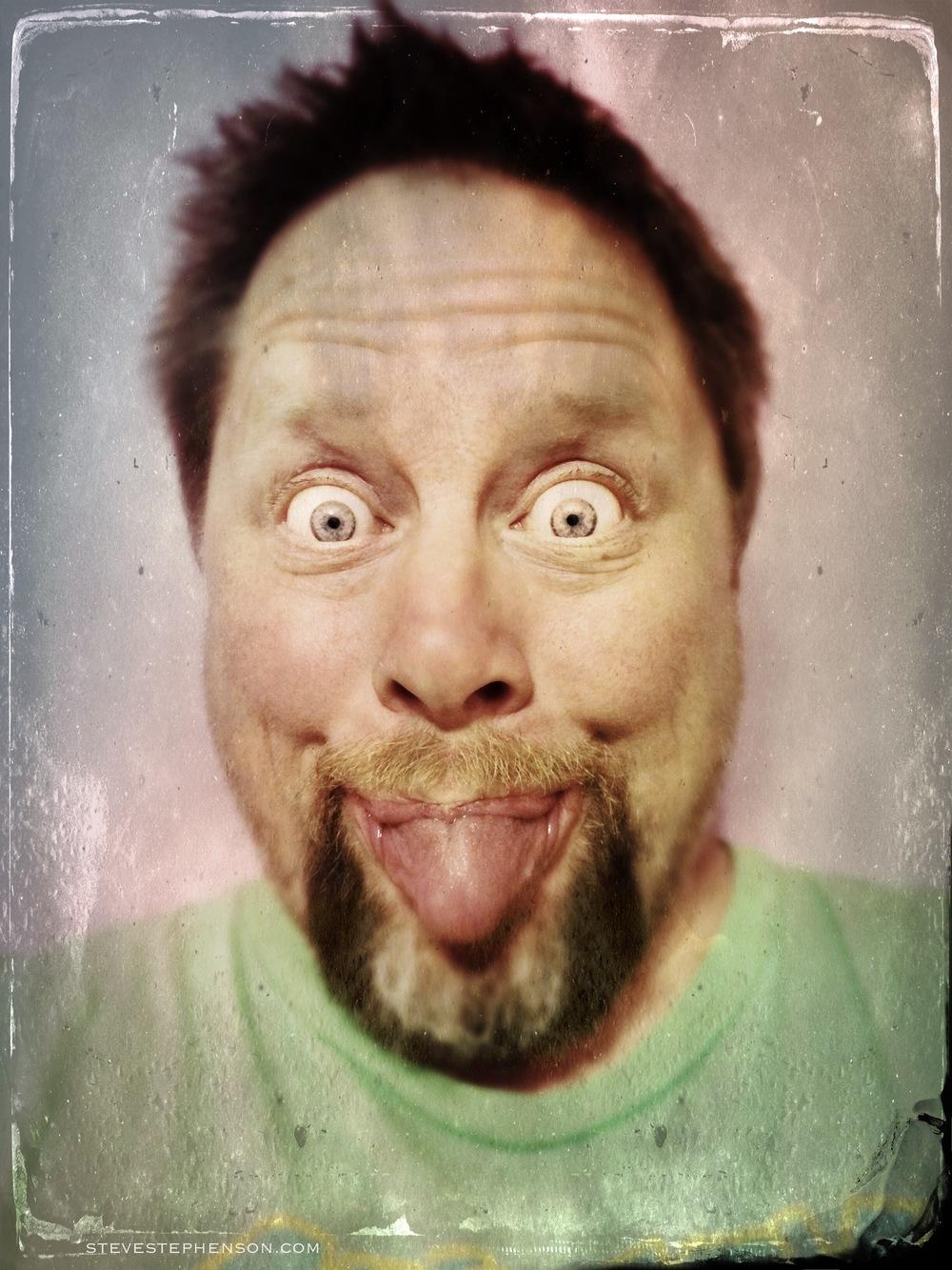Goofy Tintype