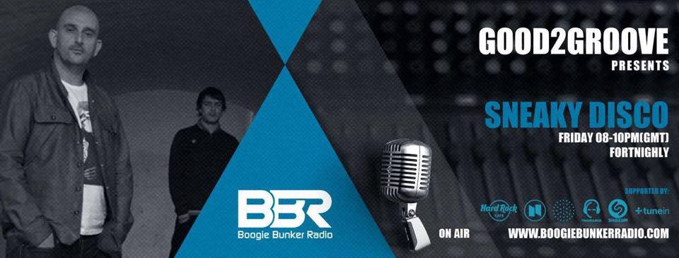 We are live every other Friday on Boogie Bunker Radio - Click on the logo to take you to their site