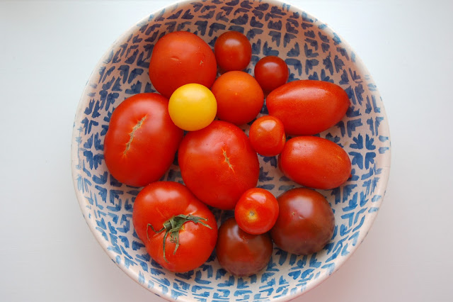 Danish grown tomatoes.