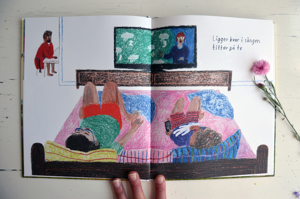 """""""Dom som är kvar"""", Karin Saler &Siri Ahmed Backström,Urax, 2014, ISBN: 978-91-87208-15-7."""