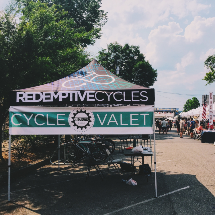 Bike Valet For Events In Birmingham Alabama Want Us At Your Event