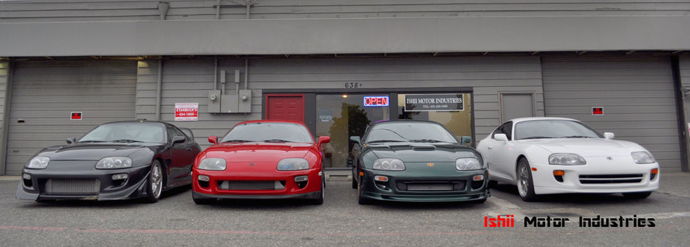 If you own a Toyota Supra you are in luck as we specialize in all models of the Supra!