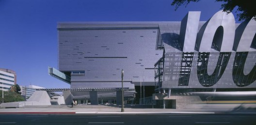 Caltrans District 7 Headquarters by Morphosis